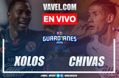 Resumen Completo: Xolos 0-0 Chivas en Liga MX 2020