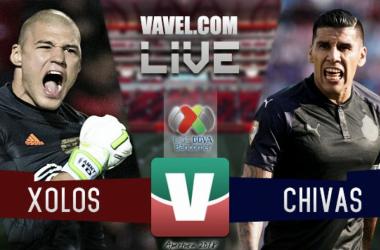 Resultado y goles del Xolos Tijuana 2-1 Chivas de la Liga MX 2018