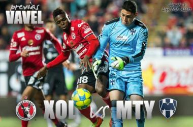 Previa Xolos - Monterrey: por el primer ladrido en liga