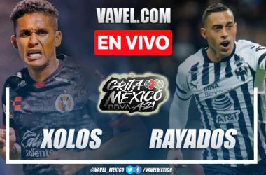 Goles y resumen del Tijuana 2-2 Monterrey en Liga MX 2021
