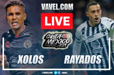 Goals and Highlights: Tijuana 2-2 Monterrey in Liga MX 2021