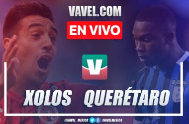 Xolos Tijuana vs Querétaro: EN VIVO transmisión online (1-1)