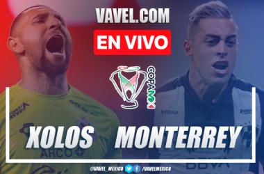 Gol y resumen del Tijuana 0-1 Monterrey final ida Copa MX 2020