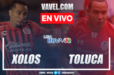 Resumen y goles: Xolos 1-1 Toluca en Liga MX Clausura 2020