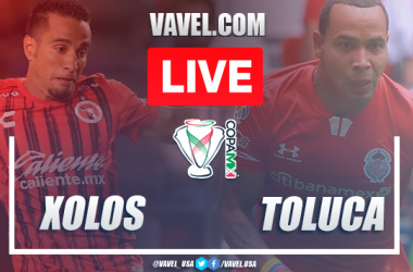 Goals and Highlights:Xolos Tijuana 3-0 Toluca in Copa MX 2020
