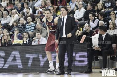 """Xavi Pascual: """"Será uno de los partidos más difíciles del año"""""""
