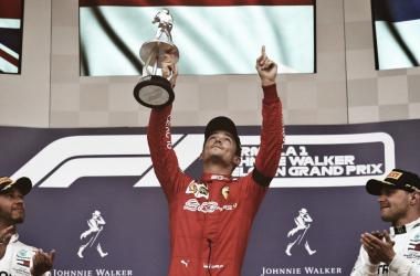 """Leclerc vence GP da Bélgica e lembra do amigo Hubert:""""Quero dedicar minha vitória a ele"""""""