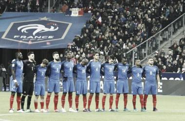 Francia gana, gusta y golea. Foto: EquipedeFrance