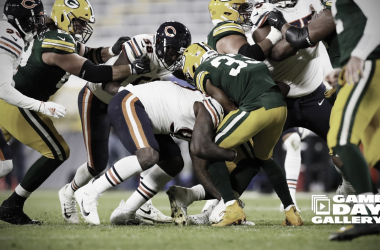 NFC Norte: Chicago Bears enfrenta Green Bay Packers na luta para retornar à pós-temporada