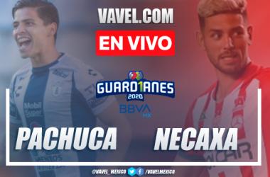 Gol y Resumen: Pachuca 0-1 Necaxa en Liga MX