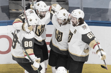 Golden Knights , Stars e Islanders a una victoria de ganar sus series