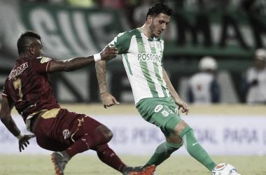 Atlético Nacional inició la Liga Águila con derrota ante el actual campeón | Foto: Diario AS