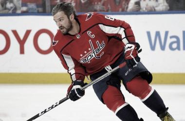 Ovechkin quiere ganar el bicampeonato con los Capitals. NHL.com.