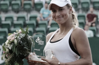<strong>Yulia Putintseva Foto WTA</strong>