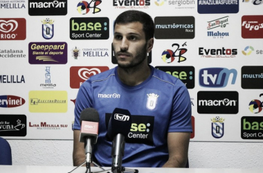 """Yacine Qasmi: """"Vamos a Murcia con la intención de ganar"""""""