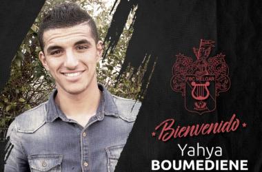 Melgar: Yahya Boumediene, el exótico y nuevo fichaje del equipo 'rojinegro'