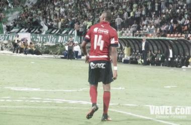 Yairo Moreno no jugará el domingo ante el Deportivo Cali