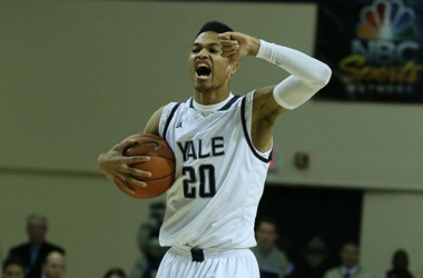 Javier Duren has the Yale Bulldogs riding high in the Ivy League. (Photo Courtesy of IvyLeagueSports.com)