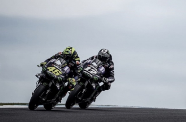 El Monster Energy Yamaha Team listo para Sepang