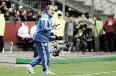 Marcelo Bielsa aprova atuação do Olympique de Marseille diante do Lens