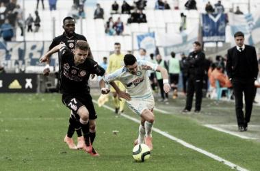Imagen del OM-Toulouse de la temporada pasada (FUENTE: om.net)