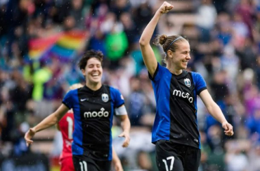 Beverly Yanez (17) named NWSL Player of the Week - courtesy Seattle Reign FC Facebook Page
