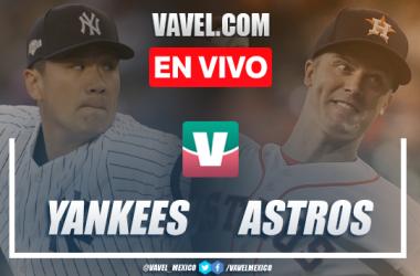 Video resumen y highlights: Yankees 7-0 Astros en Juego 1 ALCS MLB