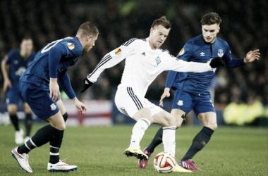 Dynamo Kiev's chairman has apparently u-turned on the idea of Yarmolenko and Everton.Photo: Liverpool Echo