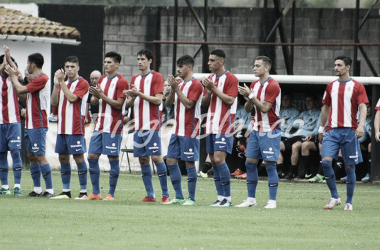 El Sporting supera un nuevo encuentro de pretemporada. | Imagen: Diego Blanco, VAVEL