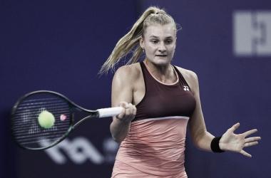 Dopaje en la WTA: Dayana Yastremska suspendida
