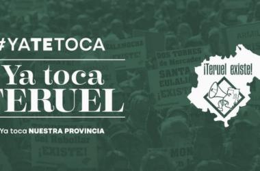 Fuente: página web de ¡Teruel existe!