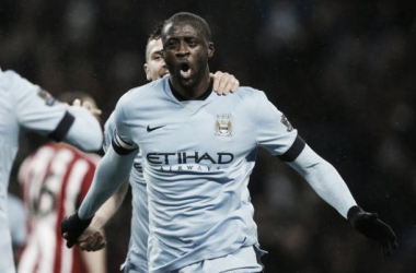 Touré: City will be stronger next year