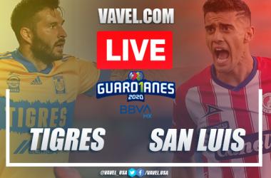 Goals and Highlights: Tigres 3-0 Atlético de San Luis in 2020 Liga MX
