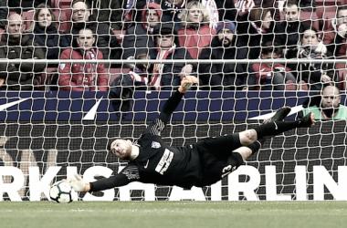 Jan Oblak se ha recuperado a tiempo y será titular ante el Deportivo    FOTO: Club Atlético de Madrid.