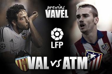 Previa Valencia - Atlético de Madrid: duelo de necesidades
