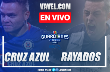 Resumen y goles: Cruz Azul 1-0 Monterrey en Jornada 11 de Liga MX Guard1anes 2021