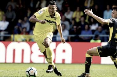Carlos Bacca y Alfred N'Diaye: un cara a cara en el Mundial
