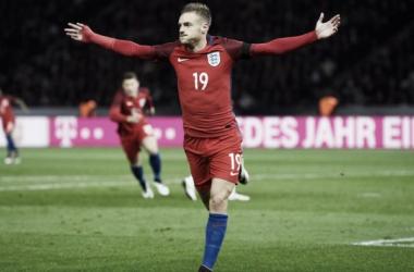 """Arsène Wenger: """"No creo que Vardy salga de titular el sábado"""""""