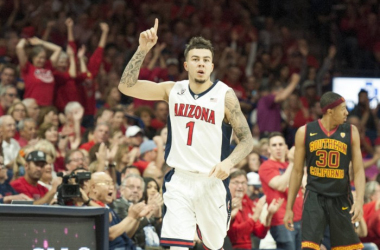 Photo: Arizona Athletics
