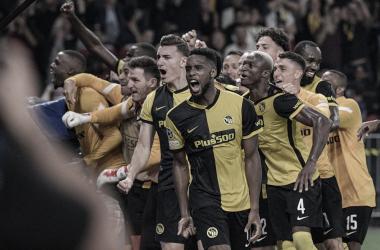 Deu zebra! Young Boys vence Manchester United na estreia da Champions League