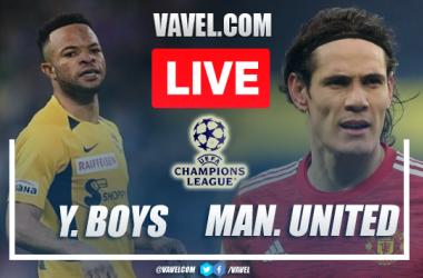 Gols e melhores momentos de Young Boys 2 x 1 Manchester United pela Champions League