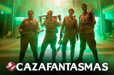 "Crítica de ""Cazafantasmas"" (2016). Foto: YouTube"