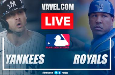 Highlights and runs: New York Yankees 8-6 Kansas City Royals in 2021 MLB