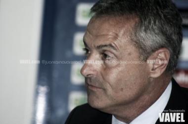 """Fran Escribá: """"El Getafe jugará cada partido como si fuera el último"""""""