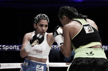 Después de una controvertida decisión en la primera pelea, Yudica y Altuve se vuelven a enfrentar (Foto: Diario Huarpe)
