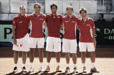 España jugará como local en la Davis cinco años después