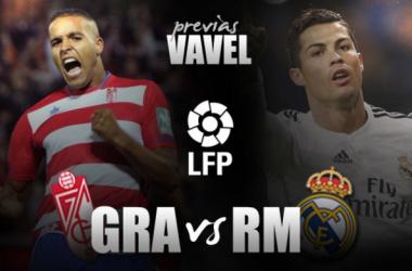 Granada e Real Madrid duelam por interesses diferentes no Campeonato Espanhol