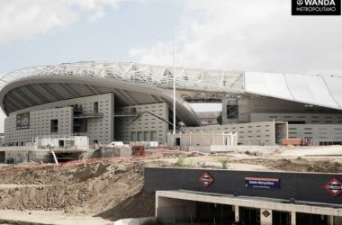 Próxima parada: Estadio Metropolitano