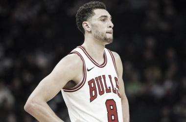 Los Bulls interesados en quedarse con su jóven promesa | Foto: NBA.com