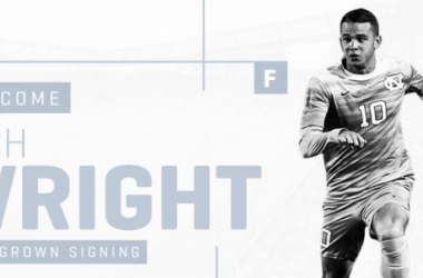 Homegrown Player para Sporting Kansas City